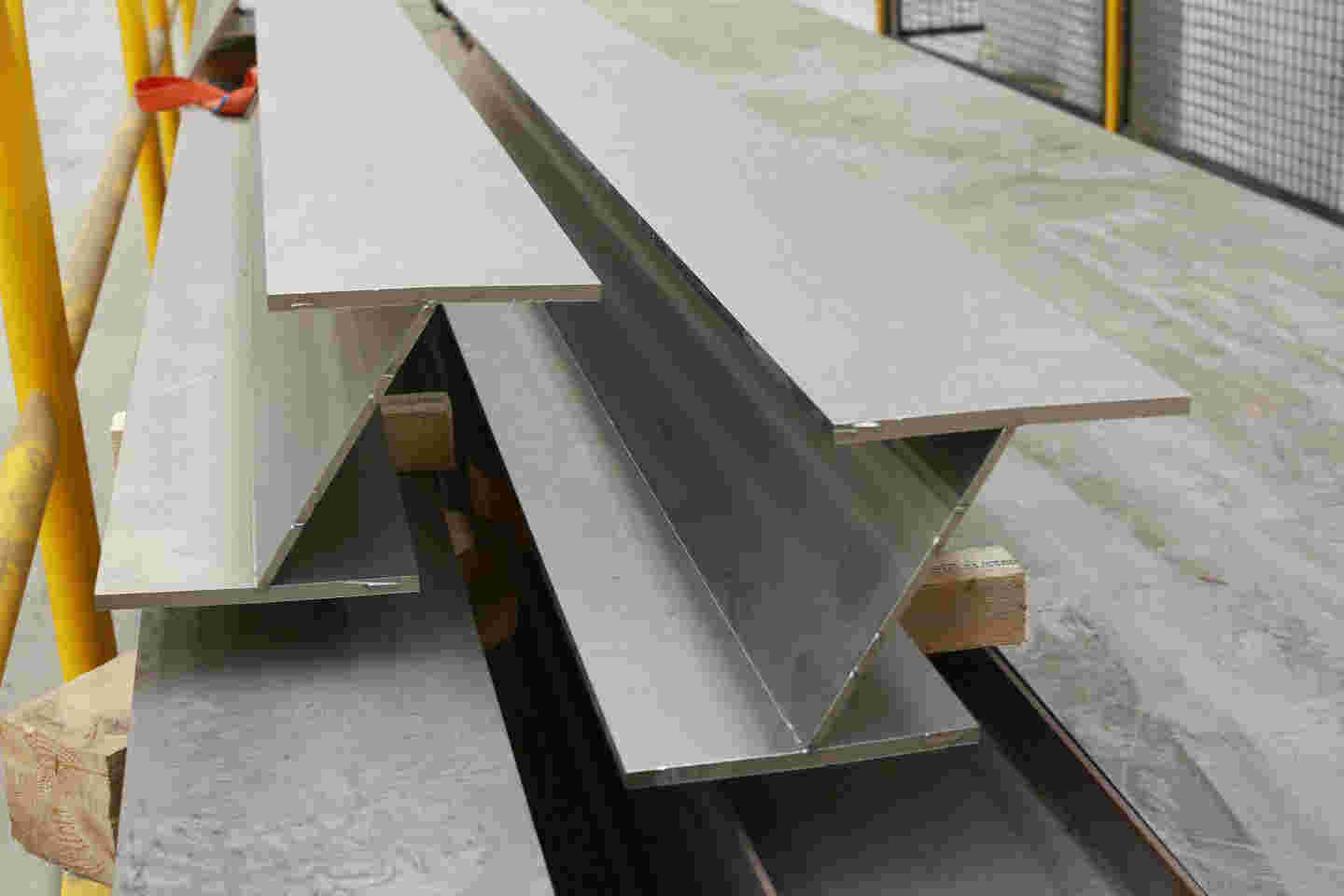 Q345 low alloy high strength cold drawn steel beam