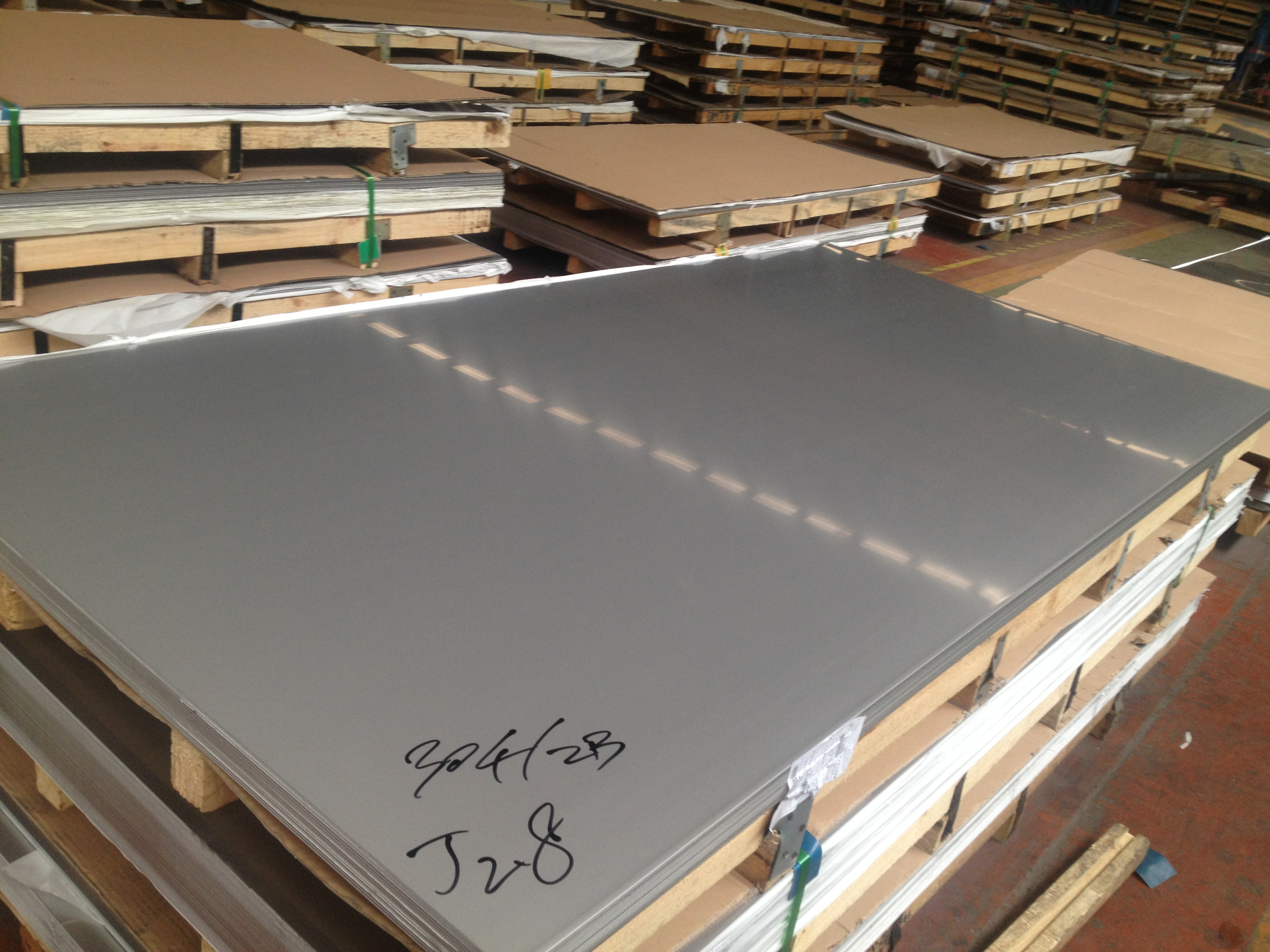 DX51D+Z Hot dipped galvanized steel sheet GI