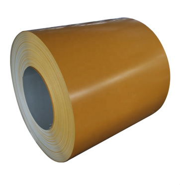 TSECC Electric galvanized color coated steel sheet coil