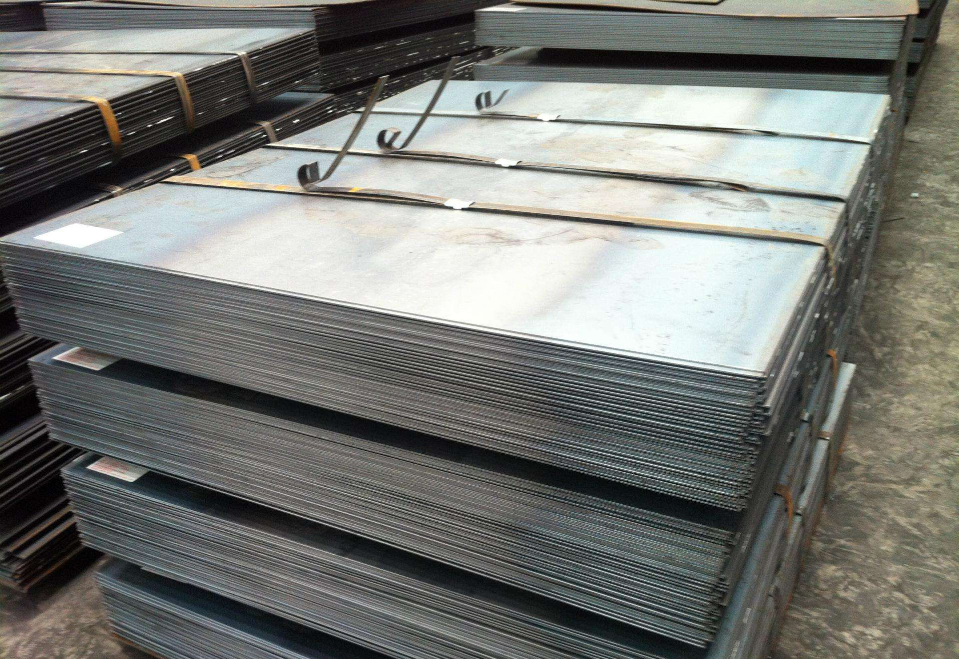 S355 JO Alloy structural plate