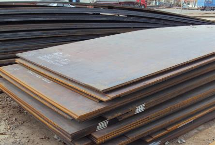 S355 J2 Alloy structural plate